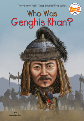 Who Was Genghis Khan? (Who Was?) Cover Image