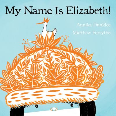 My Name Is Elizabeth! Cover