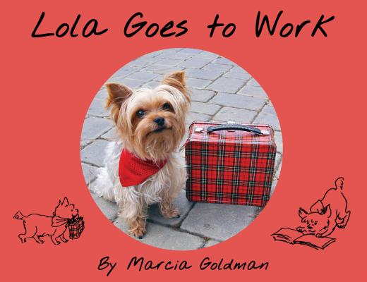 Cover for Lola Goes to Work