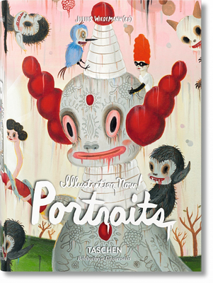 Illustration Now! Portraits Cover Image
