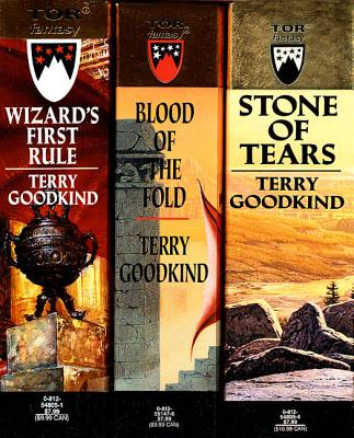 The Sword of Truth, Boxed Set I, Books 1-3: Wizard's First Rule, Stone of Tears, Blood of the Fold Cover Image