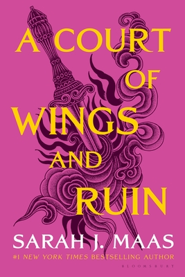 A Court of Wings and Ruin (A Court of Thorns and Roses #3) Cover Image