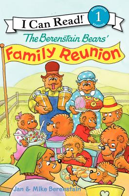 The Berenstain Bears' Family Reunion Cover