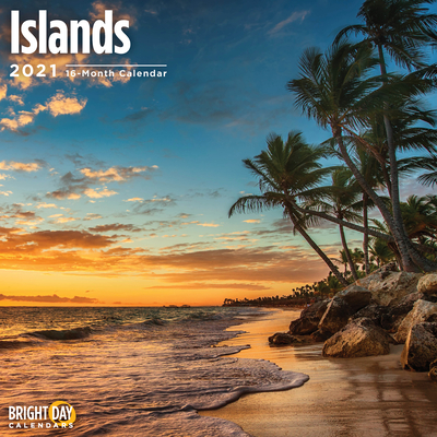 Cal 2021- Islands Wall Cover Image