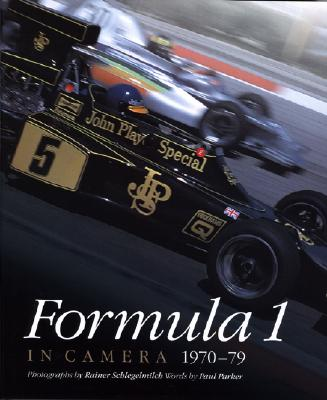 Formula 1 in Camera 1970-79: 1970-79 Cover Image