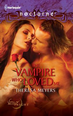 The Vampire Who Loved Me Cover