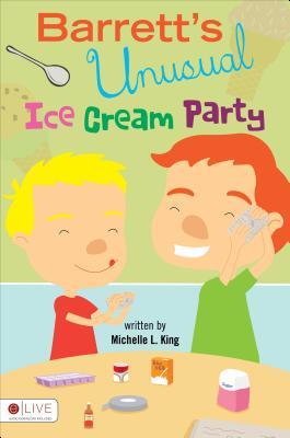 Barrett's Unusual Ice Cream Party Cover Image