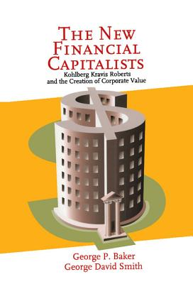 Cover for The New Financial Capitalists