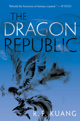 The Dragon Republic (The Poppy War #2) Cover Image