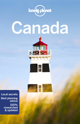 Lonely Planet Canada 15 (Travel Guide) Cover Image