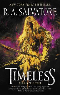 Timeless: A Drizzt Novel (Generations) Cover Image