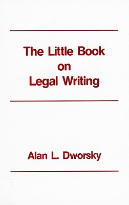 The Little Book on Legal Writing Cover Image