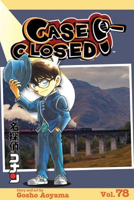 Cover for Case Closed, Vol. 78
