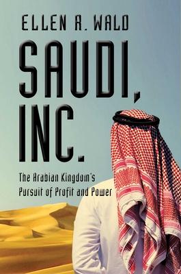Saudi, Inc. Cover Image