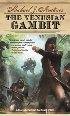 The Venusian Gambit (Daedalus #3) Cover Image