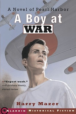 A Boy at War Cover