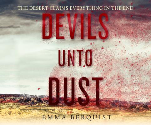 Devils Unto Dust Cover Image
