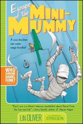 Escape of the Mini-Mummy Cover