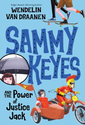 Sammy Keyes and the Power of Justice Jack Cover