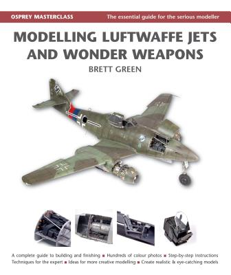 Modelling Luftwaffe Jets and Wonder Weapons Cover