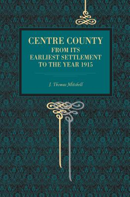 Centre County Cover