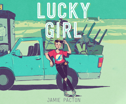 Lucky Girl Cover Image