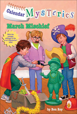 March Mischief Cover Image