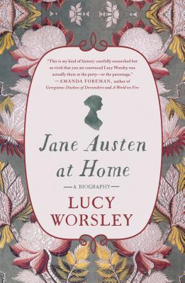 Cover for Jane Austen at Home