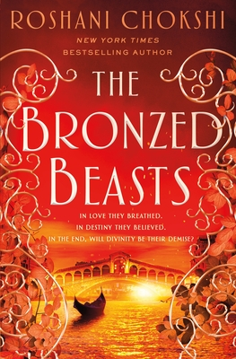 The Bronzed Beasts (The Gilded Wolves #3) Cover Image