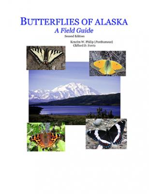 Butterflies of Alaska: A Field Guide Cover Image
