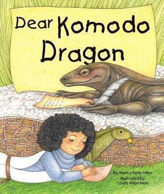 Dear Komodo Dragon Cover Image