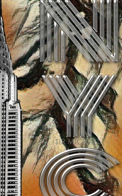 Madonna Iconic Chrysler Building New York City Sir Michael Huhn Artist Drawing Journal Cover Image