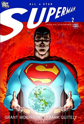 All Star Superman Vol. 2 Cover