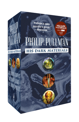 His Dark Materials 3-Book Mass Market Paperback Boxed Set Cover Image