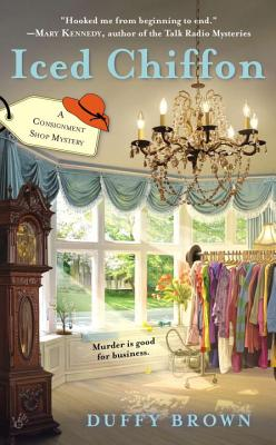 Iced Chiffon (A Consignment Shop Mystery #1) Cover Image