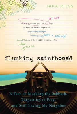 Flunking Sainthood Cover