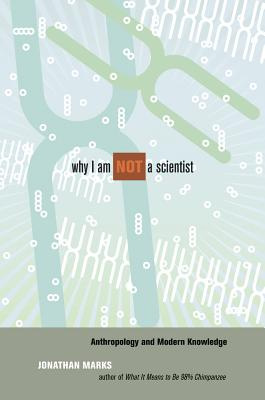 Cover for Why I Am Not a Scientist