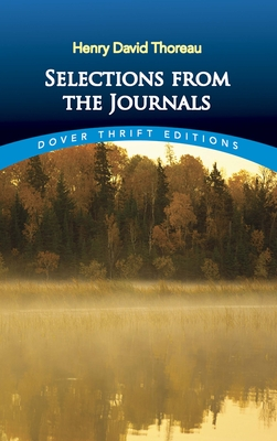 Selections from the Journals (Dover Thrift Editions) Cover Image