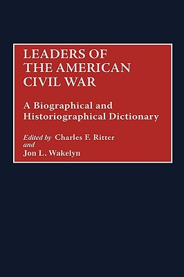 Cover for Leaders of the American Civil War