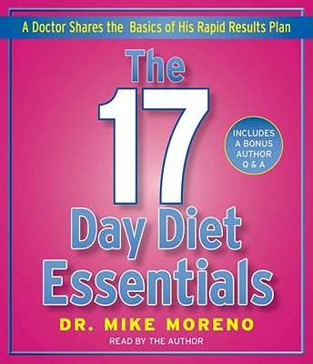 The 17 Day Diet Essentials Cover
