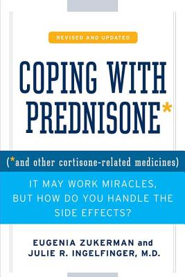 Cover for Coping with Prednisone,  Revised and Updated