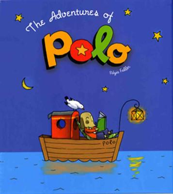 The Adventures of Polo Cover