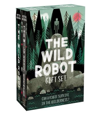 The Wild Robot Hardcover Gift Set Cover Image