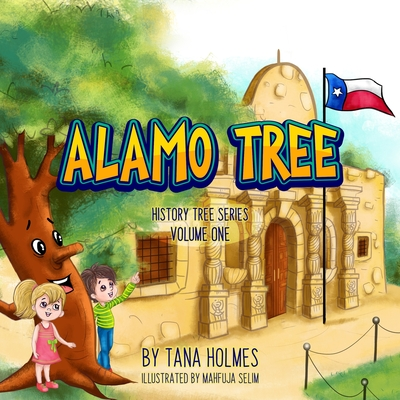 Alamo Tree Cover Image