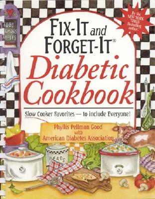 Fix-It and Forget-It Diabetic Cookbook Cover
