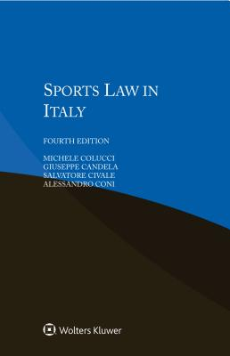 Sports Law in Italy Cover Image