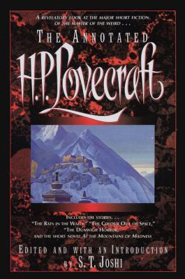 The Annotated H.P. Lovecraft Cover