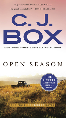 Open Season (A Joe Pickett Novel #1) Cover Image