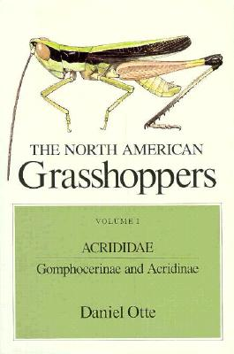 Cover for The North American Grasshoppers, Volume I