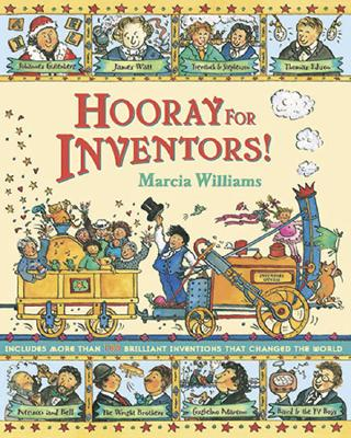 Hooray For Inventors! Cover